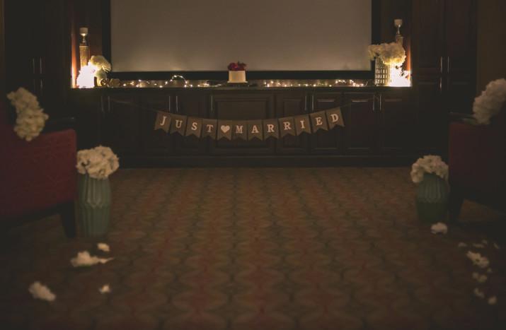 Waltonwood Lake Boone Celebrates Virtual Wedding