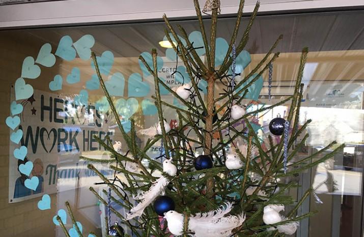 Tabor Home Memorial Tree