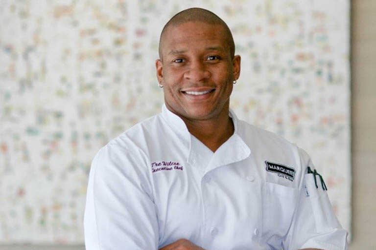 Chef Tre Wilcox