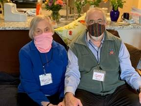 Seniors at Waltonwood communities are still encouraged to wear their face masks and keep socially distanced, as recommended by the CDC, but now can feel more secure in their safety and more confident in their communities as they begin their new normal.